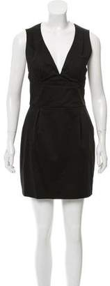 Pierre Balmain Sleeveless Mini Dress