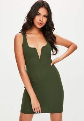 Missguided V Bar Mini Dress