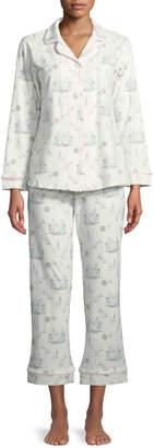 BedHead Ladies Who Brunch Classic Pajama Set
