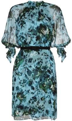 Erdem Melodie floral print silk-chiffon dress