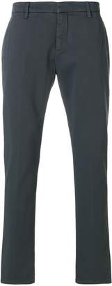 Dondup tapered tailored trousers