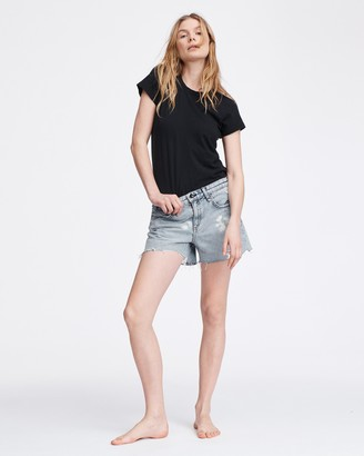 Rag & Bone Dre low-rise boyfriend short