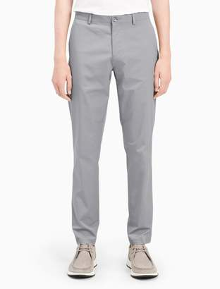Calvin Klein x fit ultra slim fit nylon pants