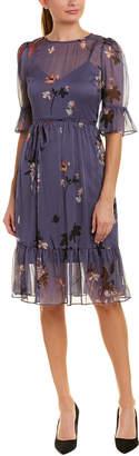 AVEC LES FILLES Midi Dress