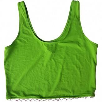 La Perla Green Top for Women