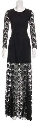 Erin Fetherston ERIN by Lace Maxi Dress