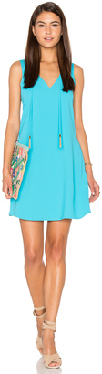 Trina Turk Arleen Mini Dress $328 thestylecure.com