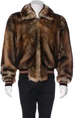 Christian Dior 2017 Lamb Shearling Jacket w/ Tags
