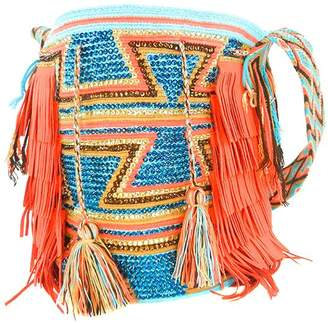Luxchilas Boho Wayuu Luxury Mochila