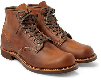 Red Wing Shoes 3343 Blacksmith Leather Boots - Brown