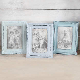 red berry apple Wooden Vintage Style Photo Frame