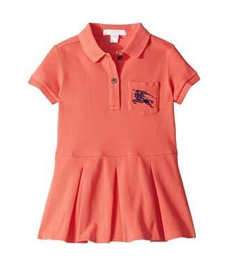 Burberry Mini Demelza Dress (Infant/Toddler)