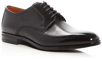 Bally Latour Lace Up Derby Shoes $495 thestylecure.com
