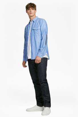 French Connection Double Chambray Shirt