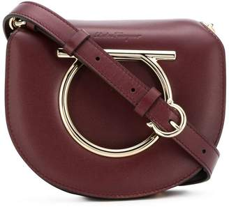 Salvatore Ferragamo Gancini flap bag