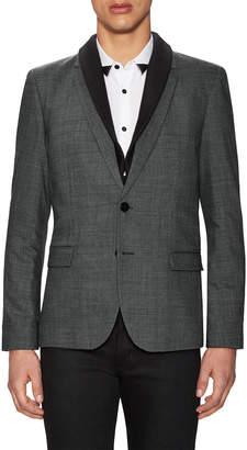 HUGO BOSS HUGO  Ardin Wool Hidden Vest Sport Coat