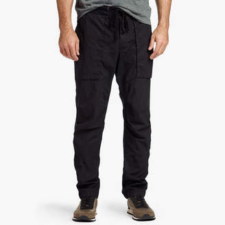 James Perse STRETCH POPLIN UTILITY PANT