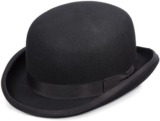 Scala Men's Wool Felt Bowler Hat