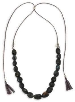 Chan Luu Blue Labradorite Adjustable Necklace