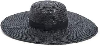 Forever 21 Wide-Brim Straw Hat