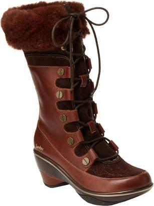 Jambu Water-Resistant Comfort Wedge Boot