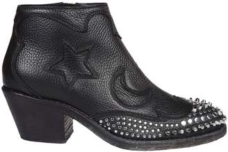 McQ (マックキュー) - Mcq Alexander Mcqueen Studded Ankle Boots