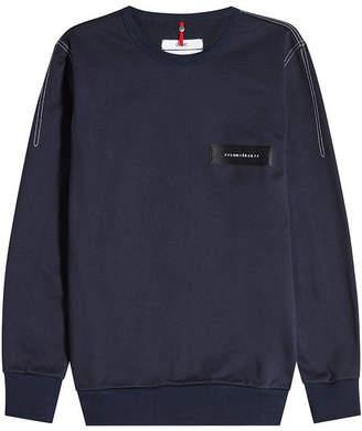 Oamc Dymo Cotton Sweatshirt