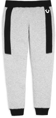 True Religion Boys' Striped Sweatpants - Little Kid, Big Kid