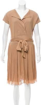 Iisli Cashmere Knee-Length Dress