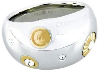 Cerruti R21083Z-Women's Ring-Stainless Steel-Silver-Cubic Zirconia Metallic