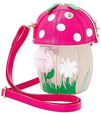 Betsey Johnson Shroomin' Cross-Body Bag $78 thestylecure.com