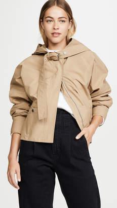3.1 Phillip Lim Hooded Jacket