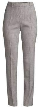 BOSS Slim-Fit Graphic Suiting Trousers