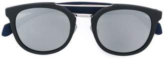 HUGO BOSS metallic top bar sunglasses