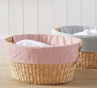 Pottery Barn Savannah Laundry Basket Liners