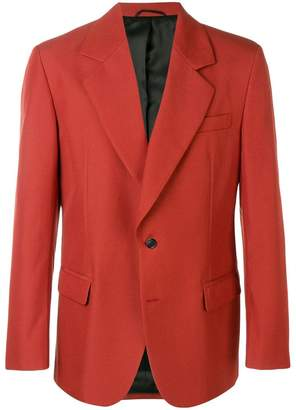 Acne Studios tailored shiny blazer