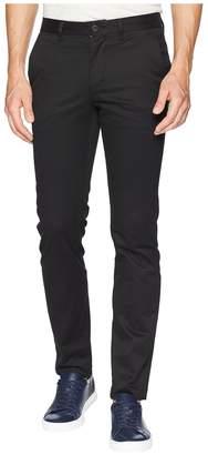 Lacoste Gabardine Cotton Brushed Chino Slim Men's Casual Pants
