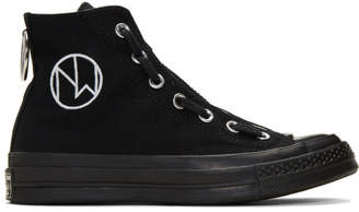 Undercover Black Converse Edition Chuck 70 Hi Sneakers