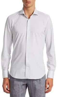 Saks Fifth Avenue x Traiano Rossini Fantasia Button-Down Shirt