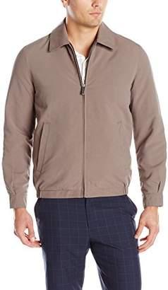 Perry Ellis Men's 27-inch Microfiber Golf Jacket