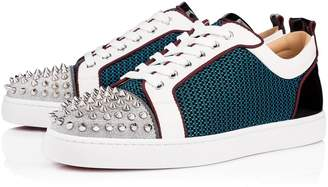 Christian Louboutin Louis Junior Spikes Orlato Men's Flat