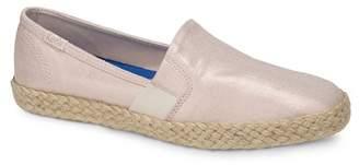 Keds Chillax A-Line Metallic Linen Sneaker