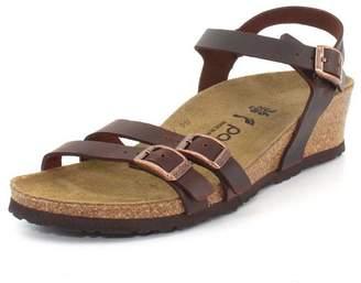 Birkenstock Women's Birkenstock, Lana Low Heel Wedge Sandals 4.1 M