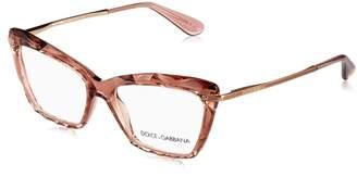 Dolce & Gabbana DG5025 Eyeglass Frames 3148-53 - DG5025-3148-53