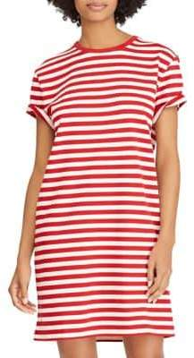 Polo Ralph Lauren Striped T-Shirt Dress