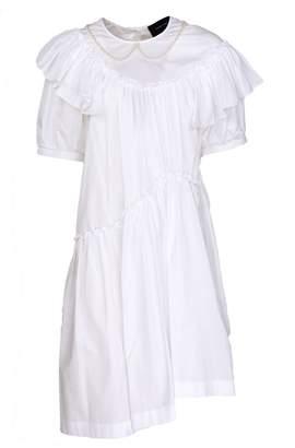Simone Rocha Short Frilled Dress