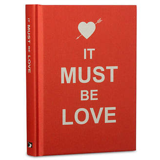 NEW Book It Must Be Love
