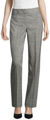 LIZ CLAIBORNE Liz Claiborne Classic Fit Audra Trousers $48 thestylecure.com