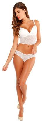 Cosabella Trenta Padded Lace Camisole