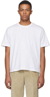 Craig Green White String T-Shirt